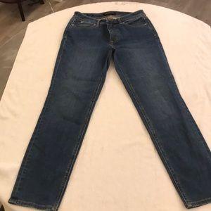 Talbots Slim Ankle Skinny Jeans